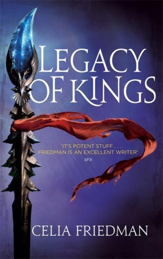 Legacy Of Kings: The Magister Trilogy