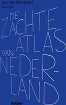 Boek cover De zachte Atlas van Nederland van Jan Rothuizen