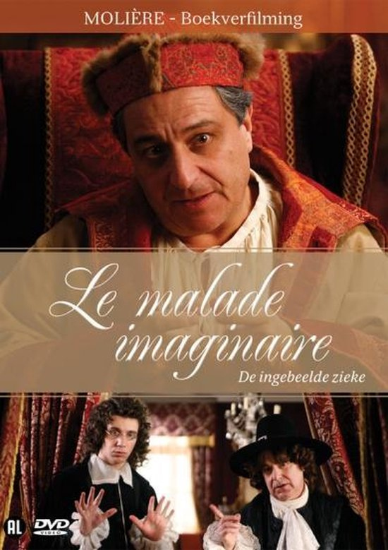 Cover van de film 'Le Malade Imaginaire'
