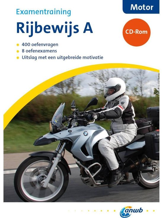 Examentraining rijbewijs A motor - ANWB |