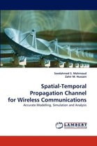 Spatial-Temporal Propagation Channel for Wireless Communications