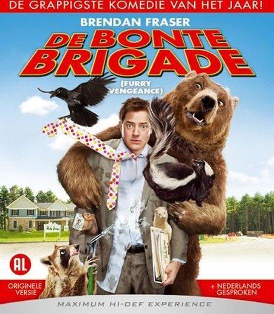 Cover van de film 'Bonte Brigade'