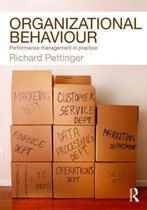 Boek cover Organizational Behaviour van Richard Pettinger
