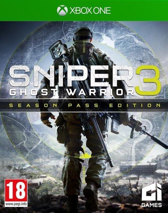 Sniper Ghost Warrior 3 – Season Pass Edition – Xbox One