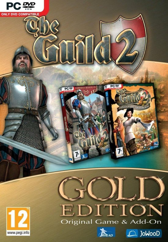 The Guild 2 – Gold Edition – Windows