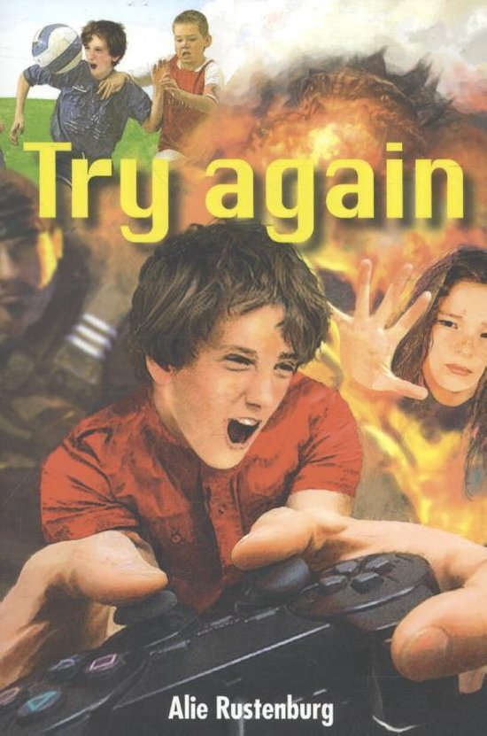 Try again - Alie Rustenburg |