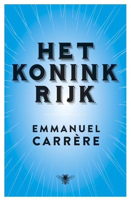 Het koninkrijk - Emmanuel Carrere |