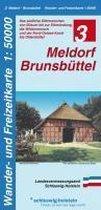 Meldorf - Brunsbüttel 1 : 50 000