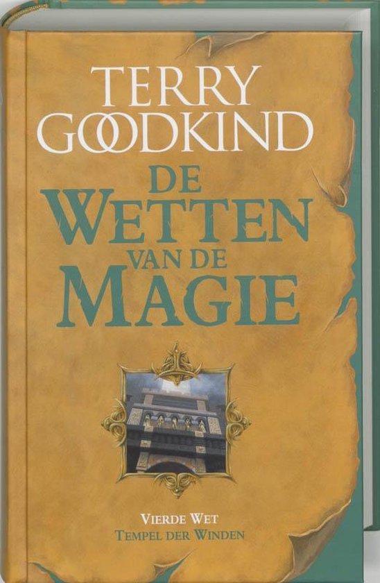 De wetten van de magie 4 - Tempel der winden - Terry Goodkind  