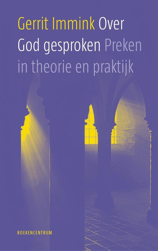 Over God gesproken - Gerrit Immink | Fthsonline.com