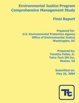 Environmental Justice Program Comprehensive Management Study