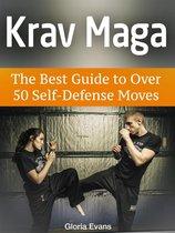Boek cover Krav Maga: The Best Guide to Over 50 Self-Defense Moves van Gloria Evans