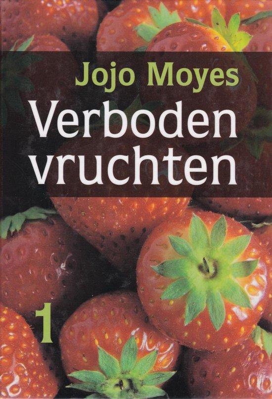 Boekomslag voor Verboden Vruchten