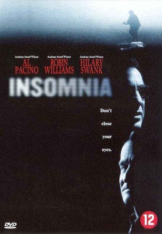Cover van de film 'Insomnia'