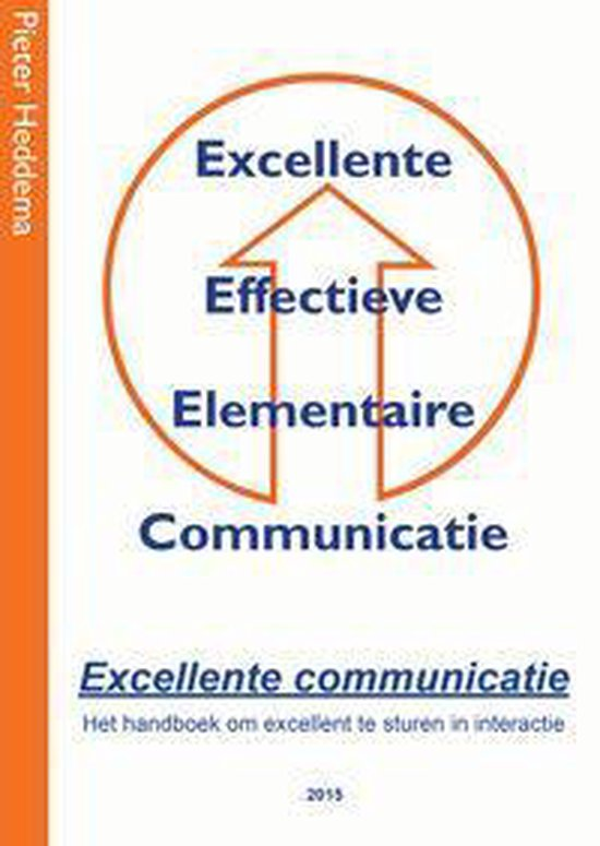 Excellente communicatie - Pieter Heddema |