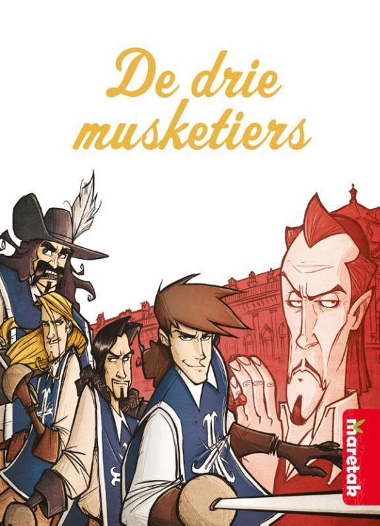 Best Books Forever - De drie musketiers - Alexandre Dumas  