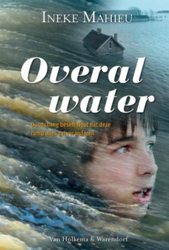 Overal water - Ineke Mahieu |