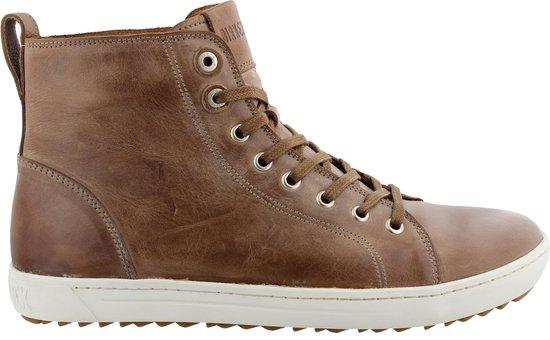 Birkenstock heren schoenen Bartlett Brown sneakers 450403 maat 41