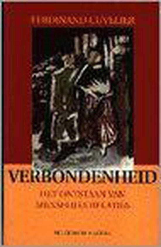 VERBONDENHEID - F. Cuvelier  