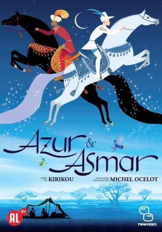 Cover van de film 'Azur & Asmar'