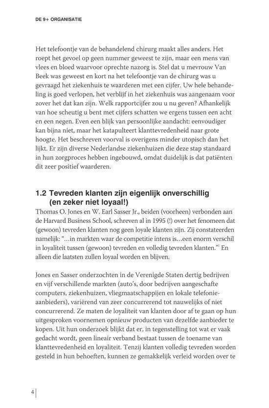De 9+ organisatie - Berry Veldhoen |