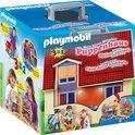 PLAYMOBIL Dollhouse Mijn Meeneem Poppenhuis - 5167