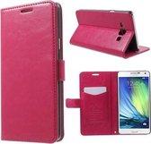 Kds PU Leather Wallet hoesje Samsung Galaxy S3 roze