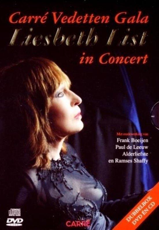 Liesbeth List - In Concert Carré Vedetten Gala