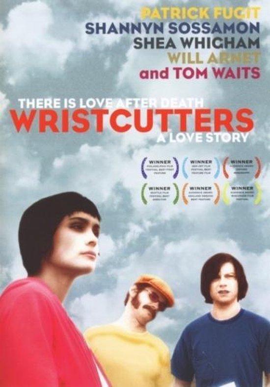 Cover van de film 'Wristcutters - A Love Story'