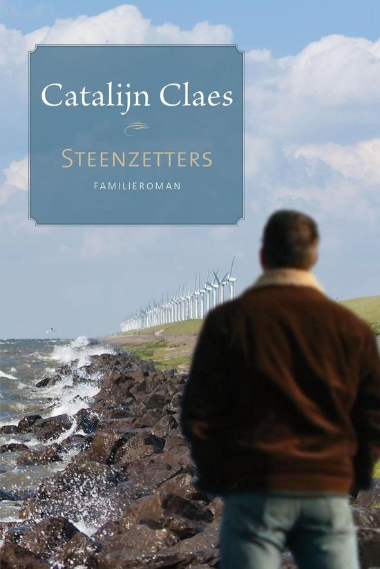Steenzetters - Catalijn Claes |