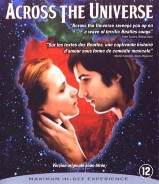 Cover van de film 'Across The Universe'