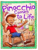Pinocchio Comes to Life