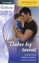 Vader bij toeval: Eindelijk vrij / Geen blad voor de mond / Dokter op liefdespad - Collectie Favorieten 370, 3-in-1
