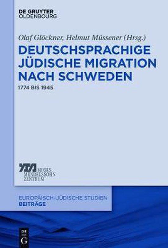 Deutschsprachige Judische Migration Nach Schweden