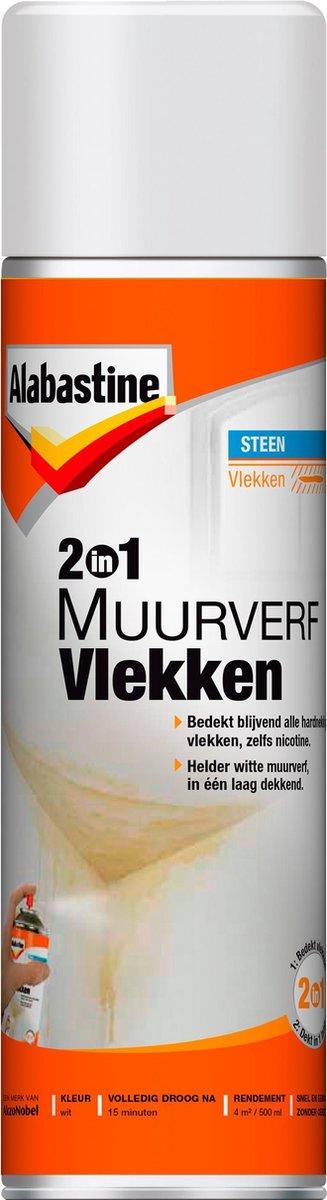 Alabastine Muurverf Spuitbus 500 ml