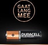 48 x Duracell AA Plus Power - Voordeelverpakking - 48 x AA batterijen