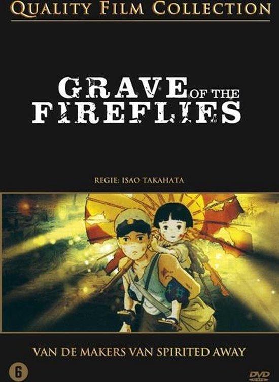 Cover van de film 'Grave Of The Fireflies'