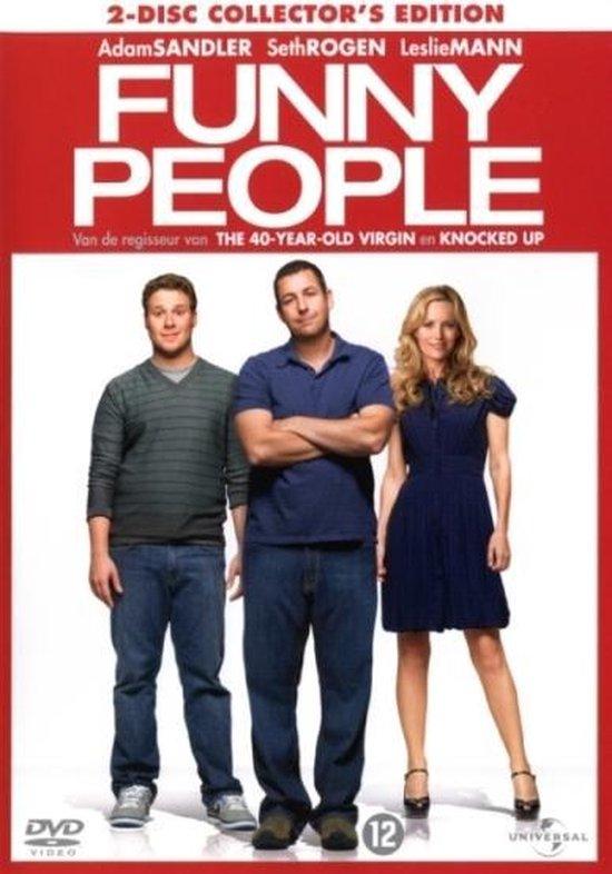 Cover van de film 'Funny People'