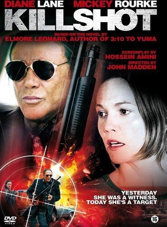 Cover van de film 'Killshot'