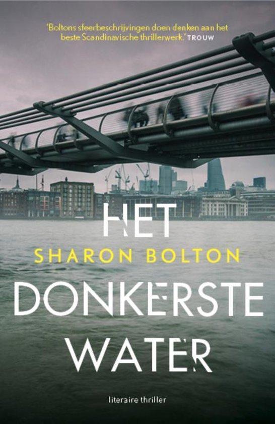 Boek cover Het donkerste water van Sharon Bolton