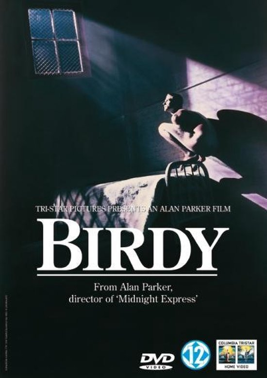 Cover van de film 'Birdy'