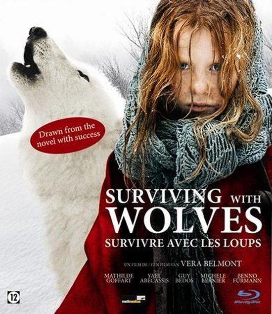 Cover van de film 'Surviving With Wolves'