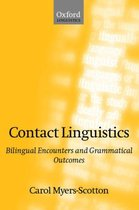 Contact Linguistics