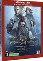 Pirates Of The Caribbean 5 - Salazar's Revenge  (3D + 2D Blu-ray)