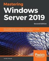 Mastering Windows Server 2019
