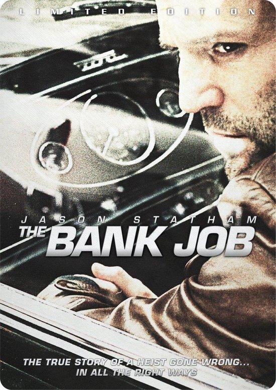Cover van de film 'The Bank Job'