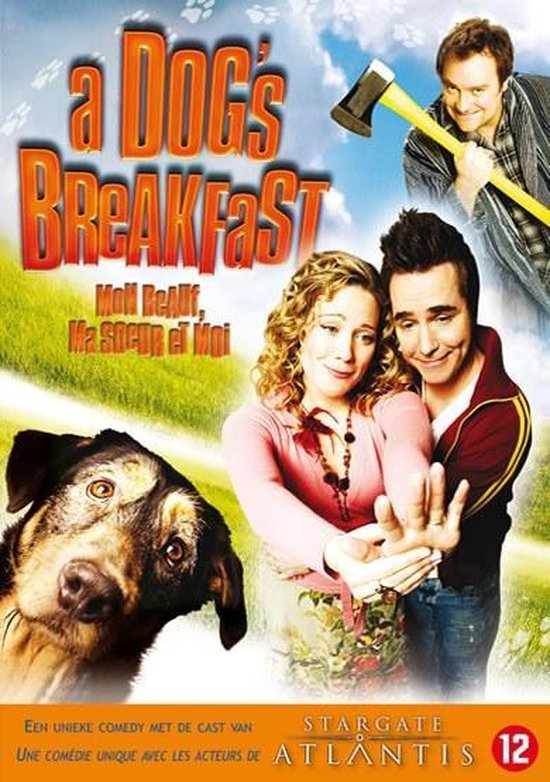 Cover van de film 'A Dog's Breakfast'