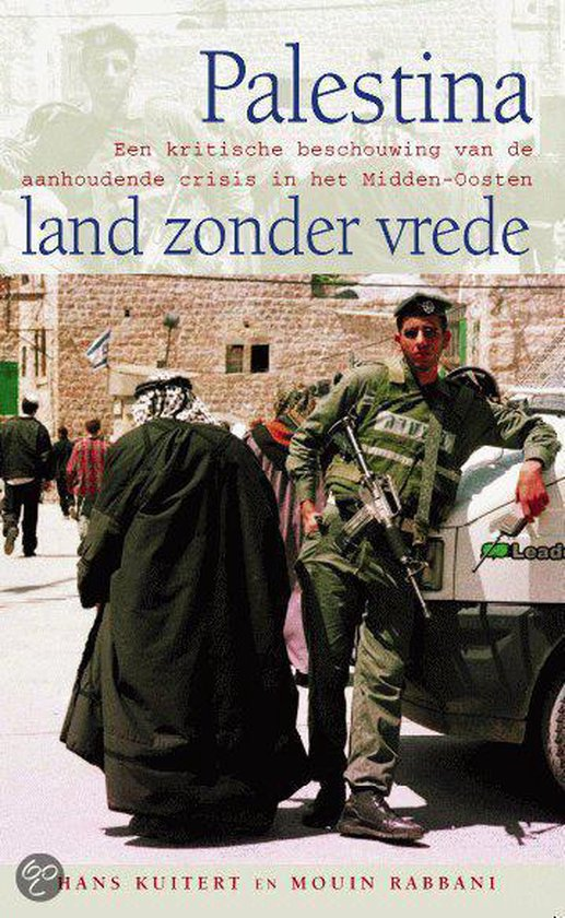 Palestina, Land Zonder Vrede
