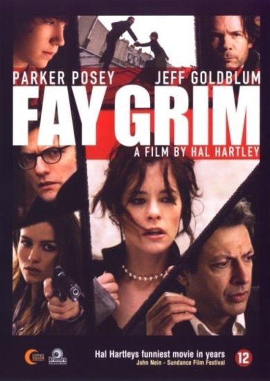 Cover van de film 'Fay Grim'