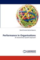 Performance in Organisations